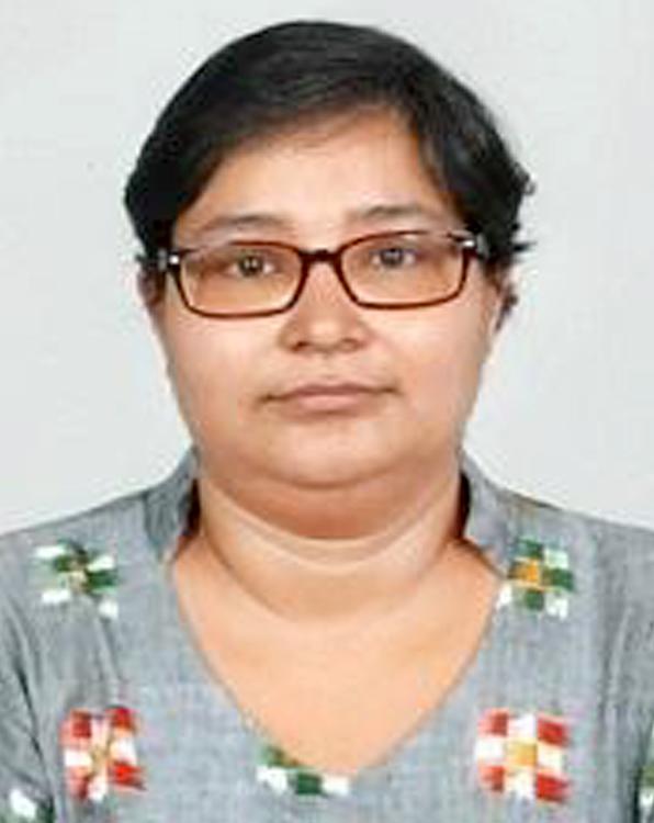 Mousumi Mukherjee