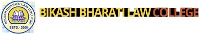 Bikash Bharati Law College (B.B.L.C) Logo
